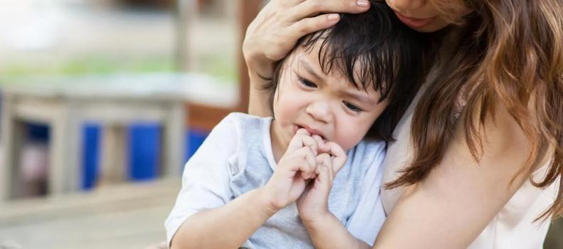 การดูแลจิตใจเด็ก หลังเผชิญเหตุการณ์รุนแรง