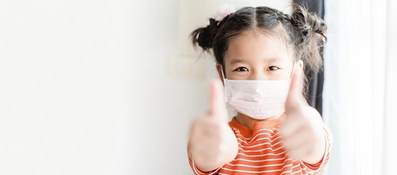 คุณพ่อคุณแม่จะรับมืออย่างไรกับโรค COVID-19